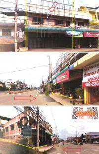 ตึกแถวหลุดจำนอง ธ.ธนาคารกรุงไทย นครสวรรค์ เมืองนครสวรรค์ นครสวรรค์ตก
